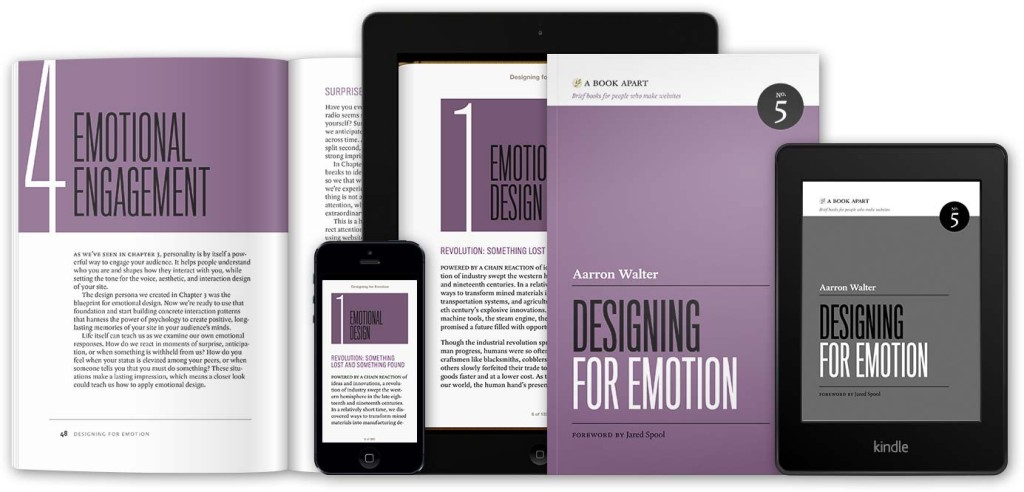 Designing for Emotion by Aaron Walter