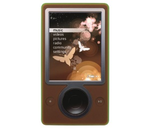 Zune: focus on features
