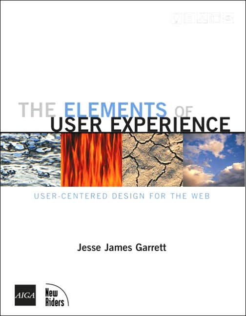 user experience, books