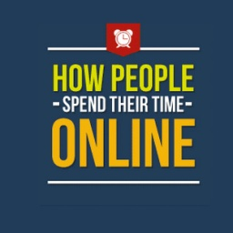 Infographic: How we spend our time online